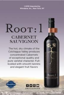 Generic Cabernet Shelf Talker