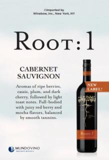 New Cabernet Shelf Talker