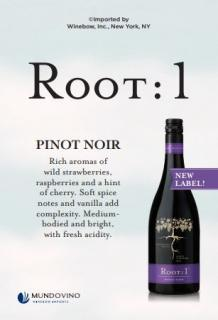 New Pinot Noir Shelf Talker
