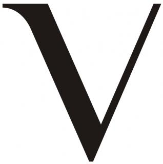 New Vitiano Logo - V monogram
