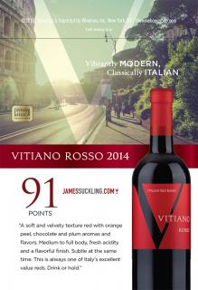 Vitiano - Rosso 2014 91pts JS ST 2.12.2016