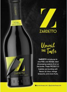 Zardetto NEW Packaging Case Card - August 2019