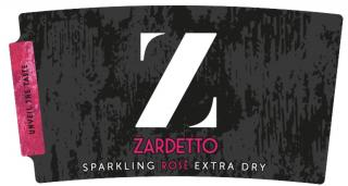 Sparkling Rose Extra Dry - Front Label