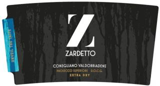 Extra Dry Prosecco Superiore DOCG - Front Label