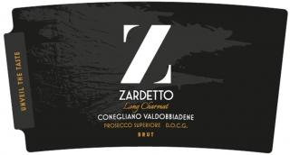Long Charmat Prosecco Superiore DOCG - Front Label