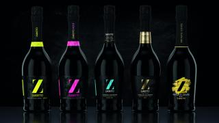 Zardetto Family Line-Up with Black Background