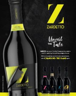 Zardetto Sell Sheet - NEW Label