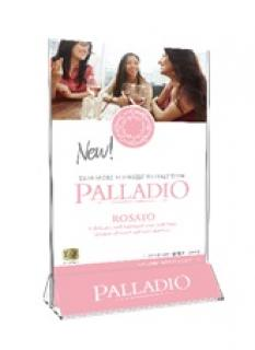 Palladio Rosato-Double Sided Table Tent