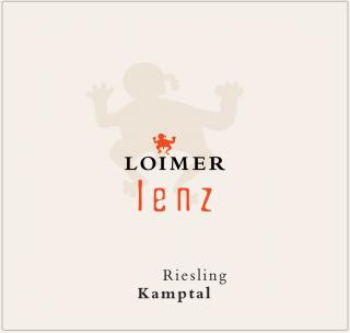Loimer LENZ Riesling Front Label