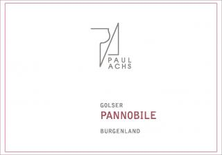 Paul Achs Pannobile Red Front Label