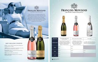Francois Montand Sell Sheet