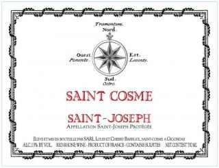 Saint-Joseph Front Label