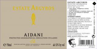 Aidani Label