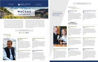 2018 Wachau Offering with Fillable Pricing Fields