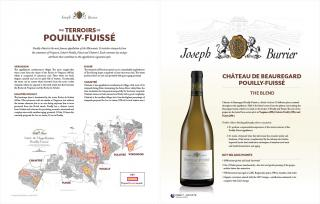 Pouilly-Fuissé Terroirs Sell Sheet